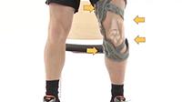 treated knee